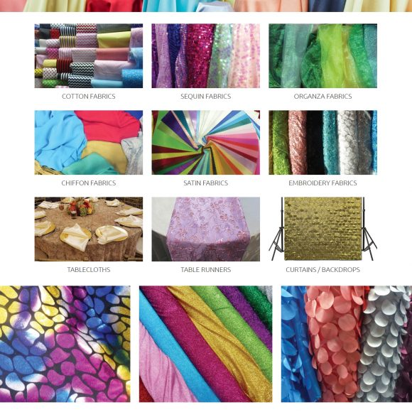 Fabric Retail Website NewStarFabric.com